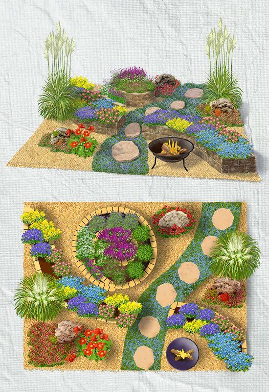 steingarten für steingarten anlegen ideen für garten projekt garten