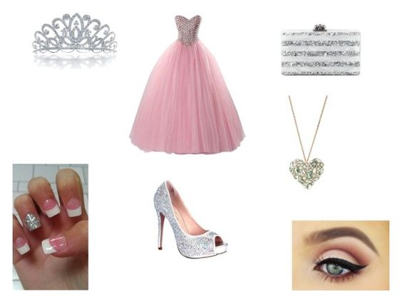 """""""Prom Queen #3"""" by cathyg7 ❤ liked on Polyvore featuring Bling Jewelry, Lauren Lorraine, Edie Parker and Betsey Johnson"""