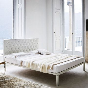 """we're shopping for a bed. we've always just had our mattress on the frame. as my sister would say, """"college style"""". this one is waaaay out of our price range but it is so pretty!"""