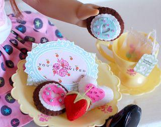 Tea Papertrey style