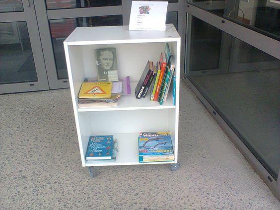 Boîte à livres Tournai 4