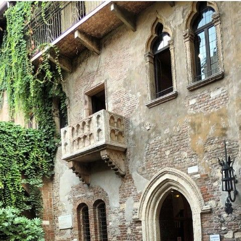 Casa de Julieta - Verona/Itália