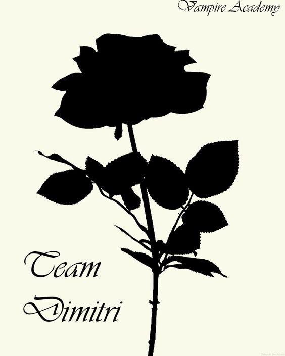 Team Dimitri - Vampire Academy