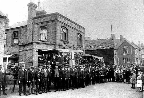 Coach and Horses Waltham Abbey