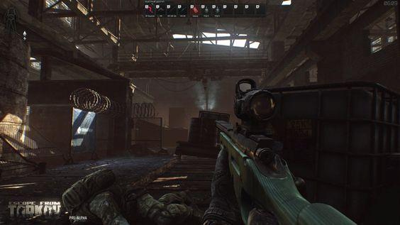 Escape from Tarkov - Sniper