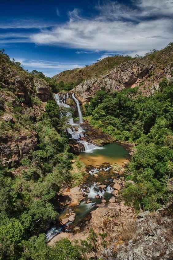 Serra da Bocaina, Araxá - MINAS GERAIS - BRASIL: