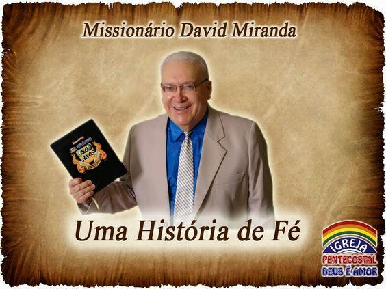 """O ARREBOL ESPÍRITA! : DEUS É AMOR - Davi Miranda (In Memorian)  """"E, respondendo João, disse: Mestre, vimos um que em teu nome expulsava os demônios, e lho proibimos, porque não te segue conosco. E Jesus lhes disse: Não o proibais, porque quem não é contra nós é por nós."""" -Lucas c9vs49-50  VER COMPLETO: http://rsdurantdart.blogspot.com.br/2015/02/deus-e-amor-davi-miranda-in-memorian.html"""