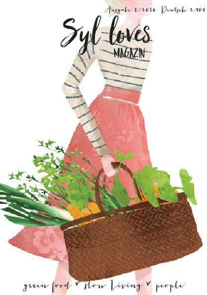 146 Seiten voll Liebe! Wir schreiben über Green Food, Slow Living und People. Leckere vegane Rezepte, Gesundheit, DIYs, Traumjobs, Natur sowie
