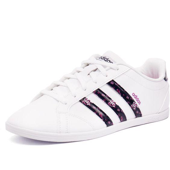 adidas white pumps