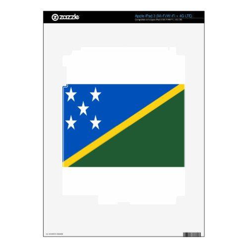Low Cost Solomon Islands Flag Decal For Ipad 3 Solomon Islands Flag Flag Decal Custom Ipad