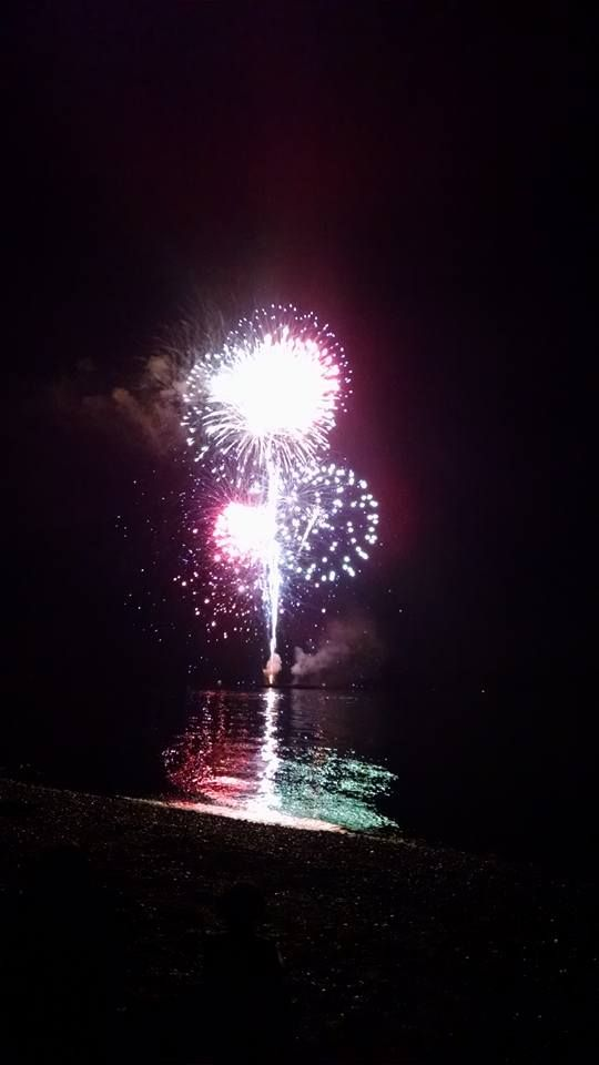#MukFest 2015 #Fireworks #Reflection