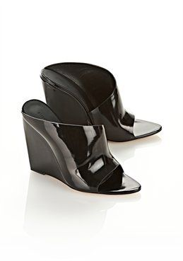 lusting over these fabulous A Wang wedges....Eniko Alternate View