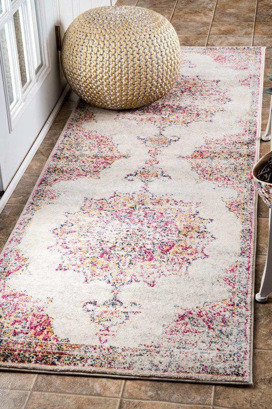 Darchelle Oriental Pink Area Rug Pink Area Rug Area Rugs Rugs On Carpet