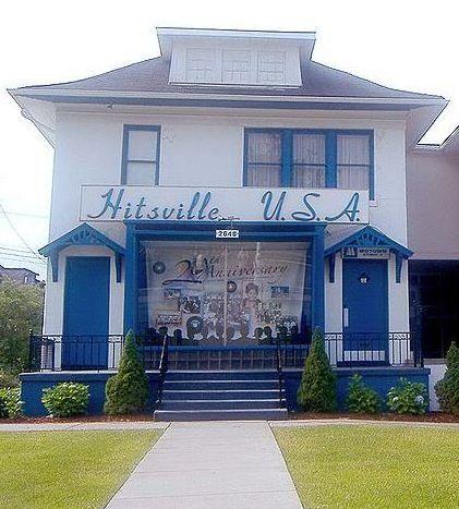 2646 W. Grand Blvd., Detroit, Mich. - Motown