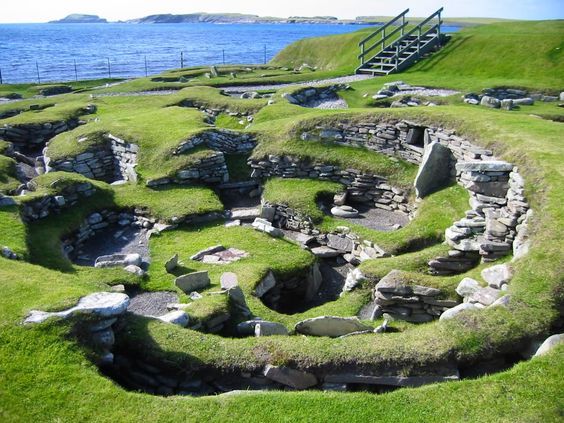 Jarlshof is the best known prehistoric archaeological site in Shetland, Scotland. Get Informed with Worthy Readings. http://www.dailynewsmag.com
