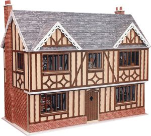 idea for painting doll house 3