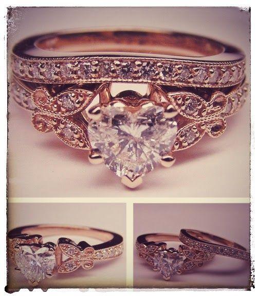 Anillo de compromiso ♥ Inspírate en bodatotal.com/ anillos-bodas-rings-wedding-wedding ring-anillo de compromiso