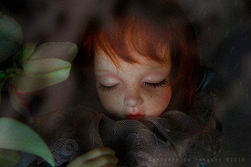Fairy Baby by harlowkitty on Flickr.