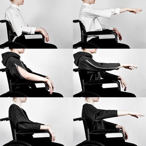 1 | How To Make Fashion More Accessible For Wheelchair Users And The Disabled | Co.Design | business + design