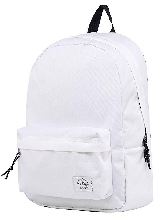 Simplay Classic School Backpack Bookbag Assorted Colors