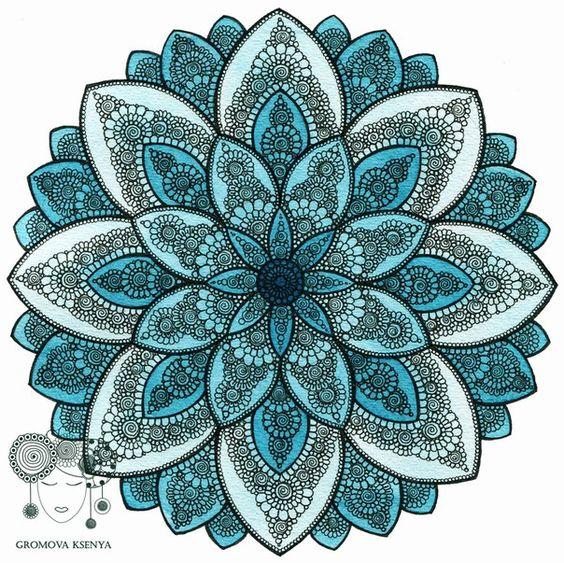 Mentaal Spa Lidice-Ba: Mandalas de Gromova #spamental #mentalspa