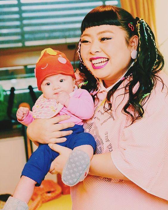 渡辺直美赤ちゃん