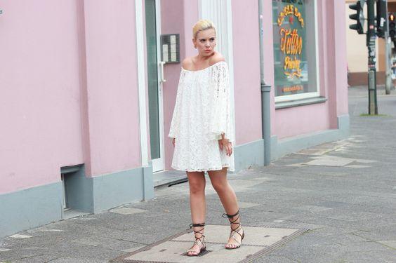 Schulterfreie Kleider Liebe | The Fancy Lifestyle The Fancy Lifestyle