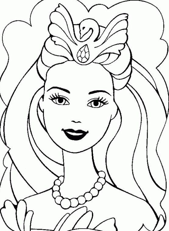 Barbie 27 Ausmalbilder