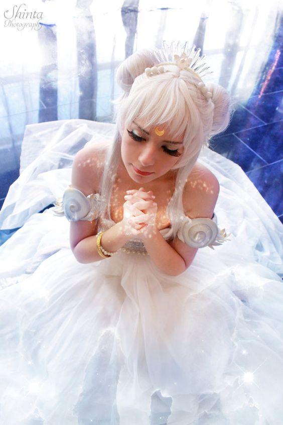Manga Princess Serenity - Sailor Moon Cosplay by SailorMappy