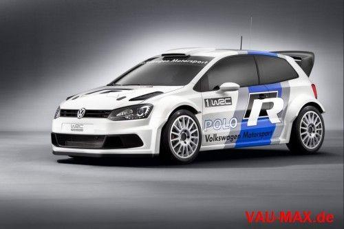 Volkswagen Polo R WRC rollt 2013 an den Start