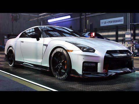 1 200hp Nismo Nissan Gtr Build Need For Speed Heat Part 70 Youtube In 2020 Nissan Gtr Best Luxury Cars Gtr