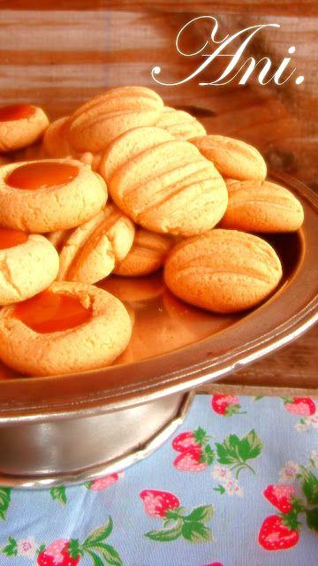 La Cocina de Ani: Galletas de dulce de leche