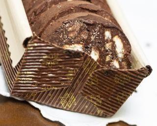 Saucisson de chocolat aux biscuits : http://www.fourchette-et-bikini.fr/recettes/recettes-minceur/saucisson-de-chocolat-aux-biscuits.html