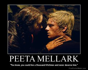 What Does Peeta See in Katniss Anyway? (Part THG)