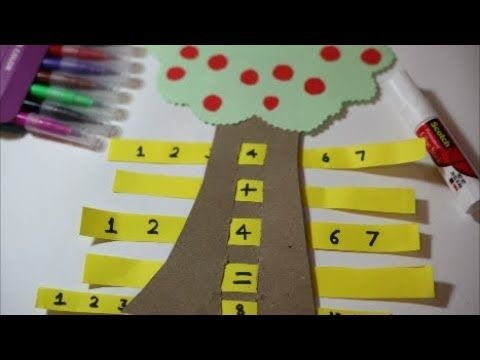 Math Game For Kids Simple Apple Tree Math Game Educational The4pillars Youtube Easy Math Games Math Games For Kids Math Projects