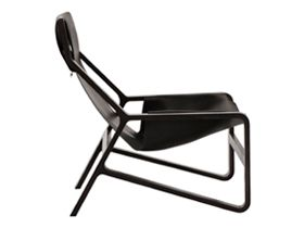 Toro Chair - in our showroom. Try it out! Two finishes.