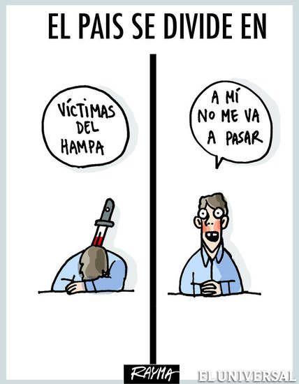 Rayma país dividido violencia Venezuela