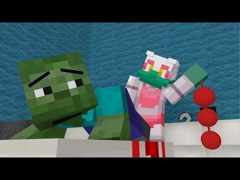 Fnaf Monster School Operation Minecraft Animation Youtube Monster School Minecraft Pig Minecraft