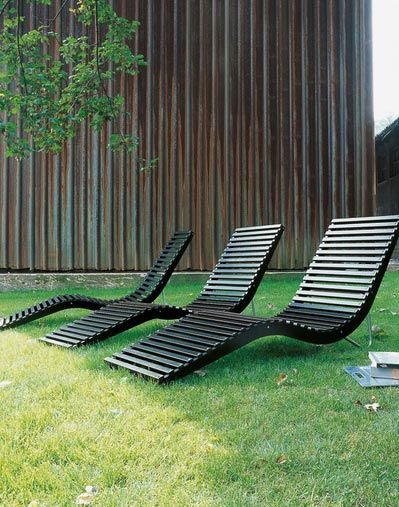 Slalom outdoor de Tacchini.  Design: Pietro Arosio, 2002.  #furniture