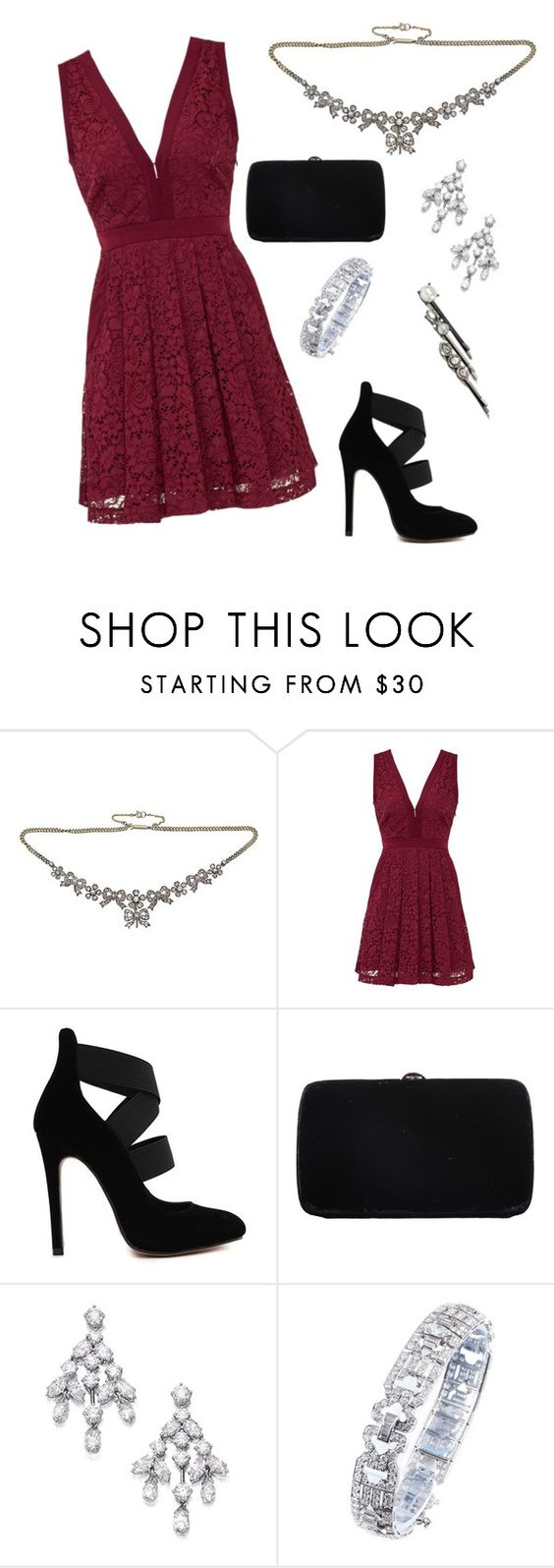 """Untitled #552"" by roses-are-red1029 ❤ liked on Polyvore featuring Free People, Sergio Rossi, Harry Winston and Abercrombie & Fitch"