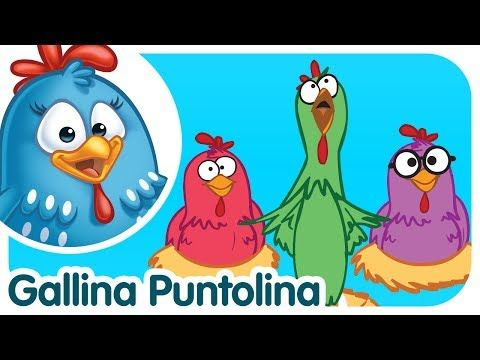 Gallina Puntolina Canzoni Per Bambini E Bimbi Piccoli Youtube