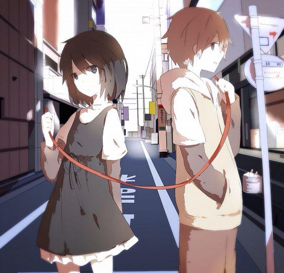 Hiyori & Hibiya | Kagerou Project