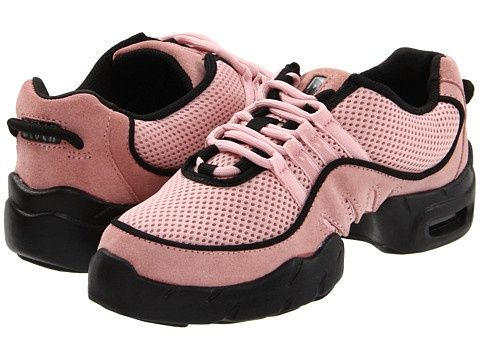 proper shoes for zumba | Bloch Boost DRT Mesh Sneakers