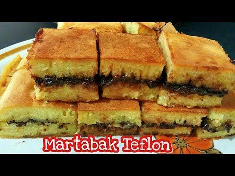 Resep Martabak Teflon Cara Membuat Martabak Manis Pakai Teflon Youtube Resep Margarin