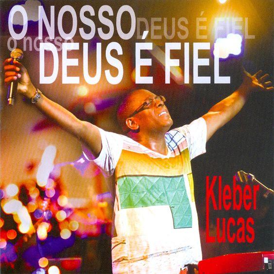 A cada CD Kleber Lucas surpreende seu público. Quando entra em um novo projeto, Kleber literalmente se dedica ao extremo. Em seu novo CD, O Nosso Deus é Fiel, o compositor se revela em profunda intimidade com Deus.