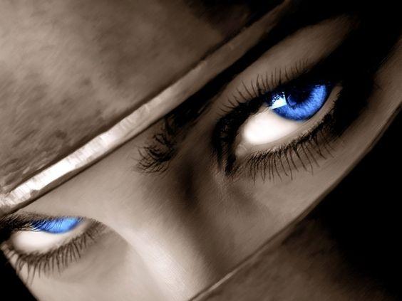 azuis