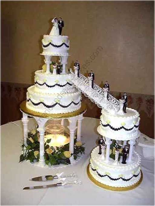 Casamento Wedding Cakes And Stairs On Pinterest