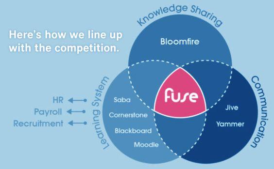 Fuse - A revolutionary social platform for businesses