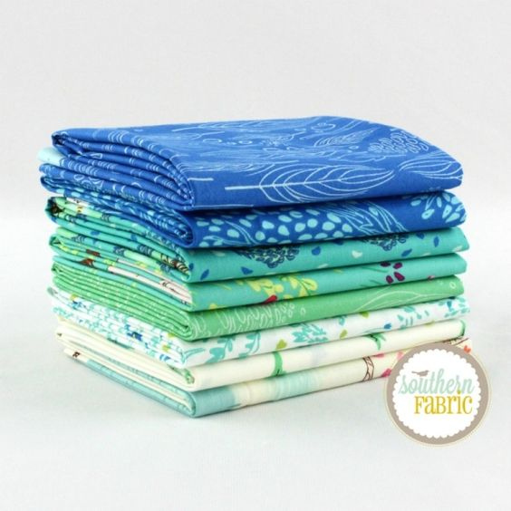 Wee Wander Twilight Fat Quarter Bundle | Sarah Jane | Southern Fabric