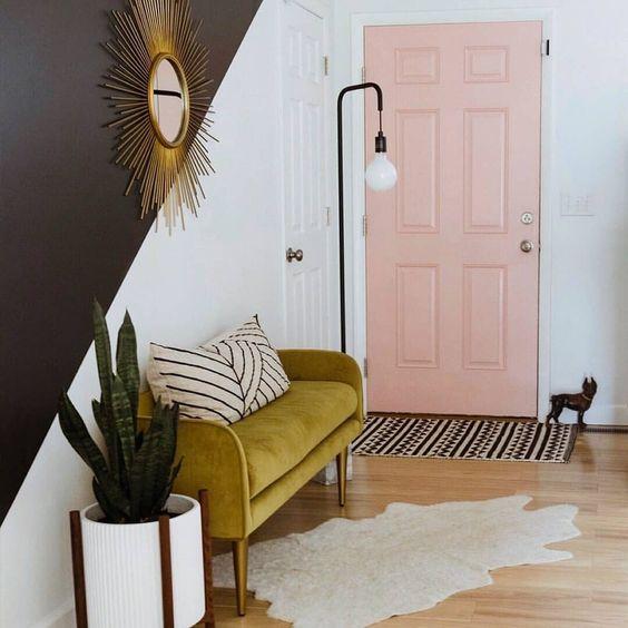 Colors & decor inspo 😍 📸: @apartmenttherapy . . #inspiration #inspo #quotes #homedecor #decor #color #colorscheme #interiordesign…